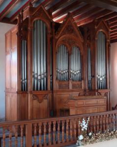 Anglet Sainte-Marie-l'orgue