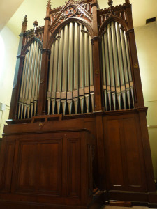 Bayonne-Saint-Etienne-l'orgue