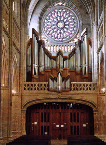 Bilbao-Cathedrale-l'orgue