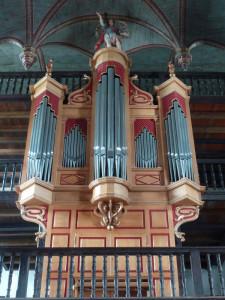 Hendaye-St-Vincent-l'orgue