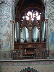 Tartas-l'orgue