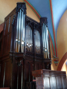 Ustaritz-l'orgue